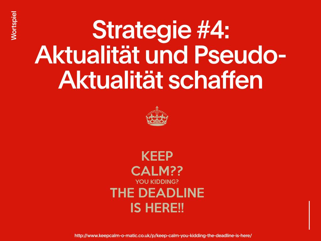 AdWordsAnzeigenStrategieAktualitaet