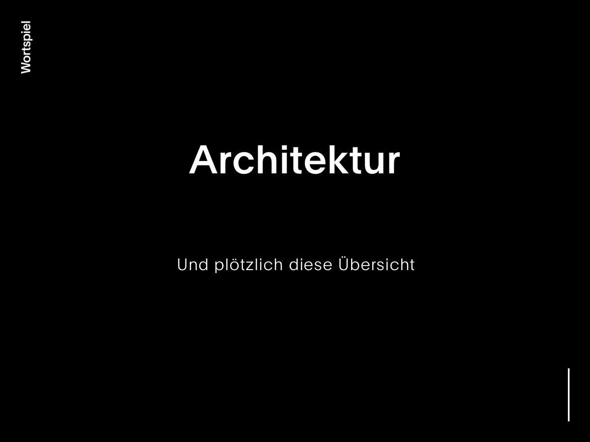 08-Architektur