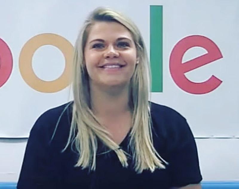 Alexia Nüssli, Google